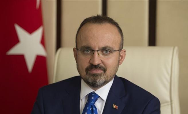 AK Partili Bülent Turan'dan seçim sonuçlarına ilişkin açıklama