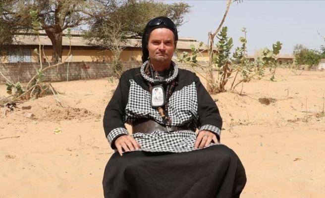 Almanya'dan Senegal'e bir Müridi'nin hikayesi