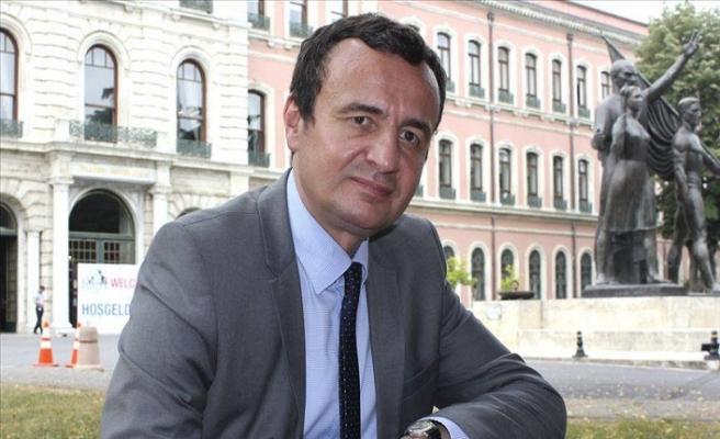 Arnavutluk ve Kosova için ortak bir politika talebi
