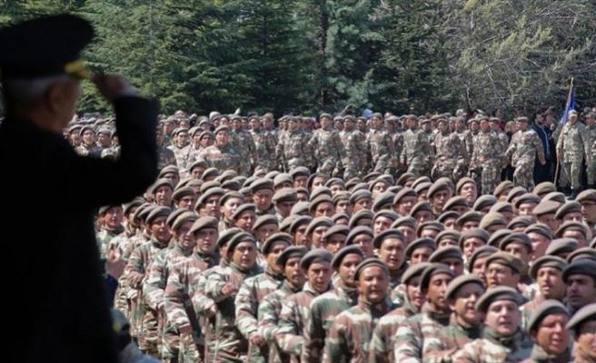 Askeralma Kanun Teklifi TBMM Genel Kurulunda