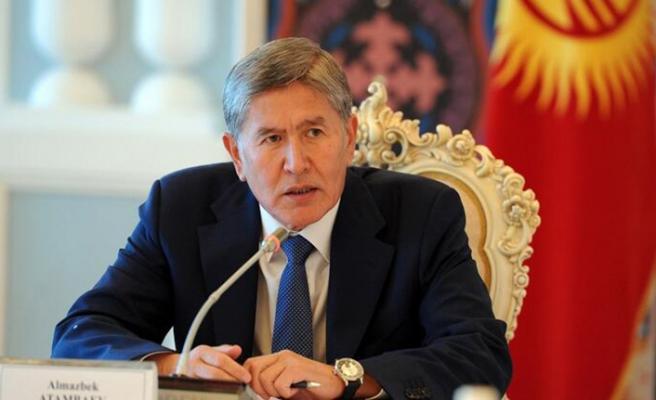 Atambayev hakkında yolsuzluk raporu kabul edildi