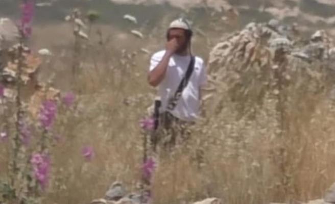 Bedel Ödetme isimli radikal Yahudi örgüt Filistinlilerin evine saldırdı