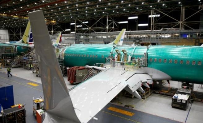 Boeing'den 'arızalı kanat' uyarısı
