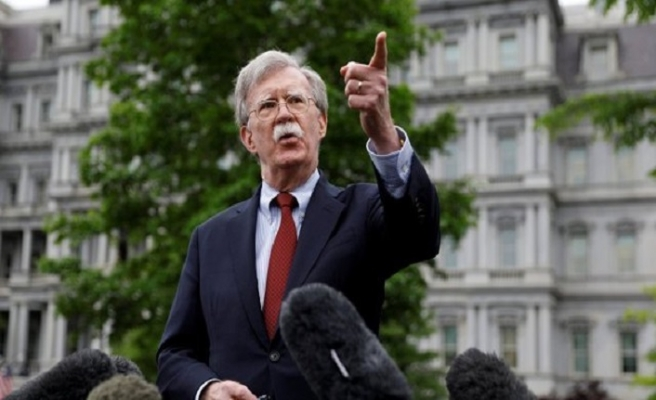 Bolton'dan İsrail'e kritik ziyaret!