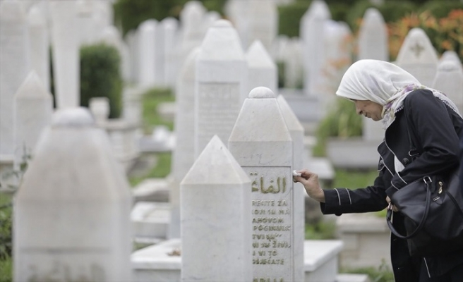 Bosna Hersek'te 'Şehitler Günü'