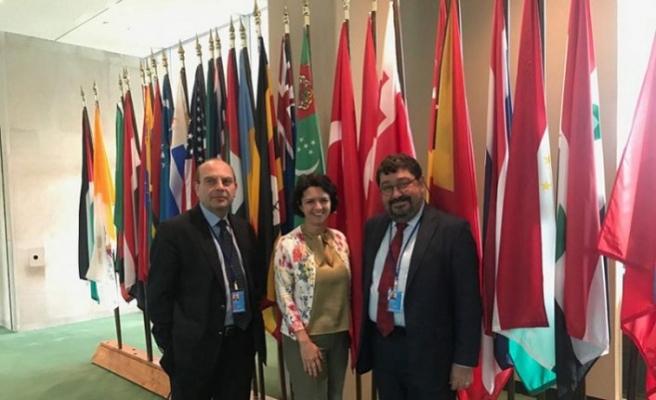 Can Ünver, BM'nin komite üyeliğine tekrar seçildi
