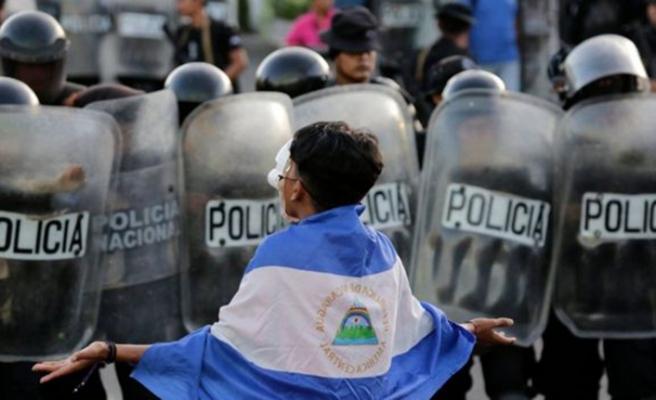Nikaragua Meclisi dört ülkenin askerlerinin girişine onay verdi