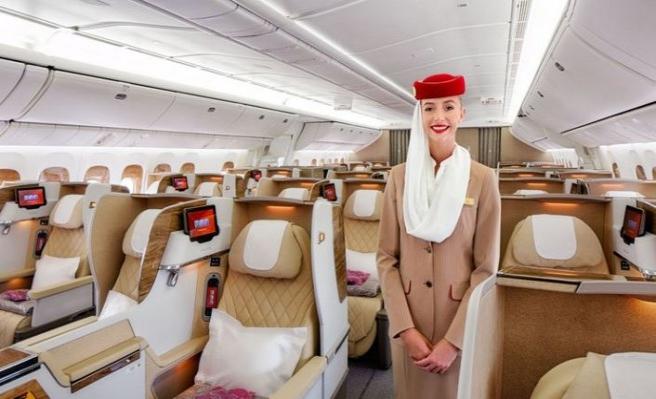 Emirates Havayolları Türkiye'de kabin görevlisi arıyor
