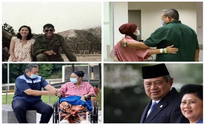 Endonezya'nın eski First Lady'si Ani öldü