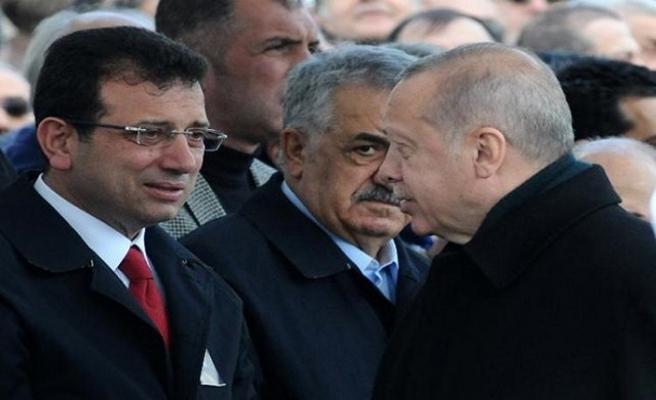 Erdoğan da VIP'e takıldı ama İmamoğlu gibi hakaret etmedi