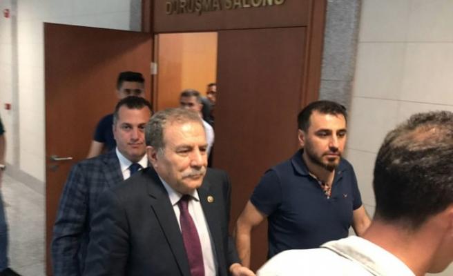 Eski İçişleri Bakanı Muammer Güler Dink davasında tanık oldu
