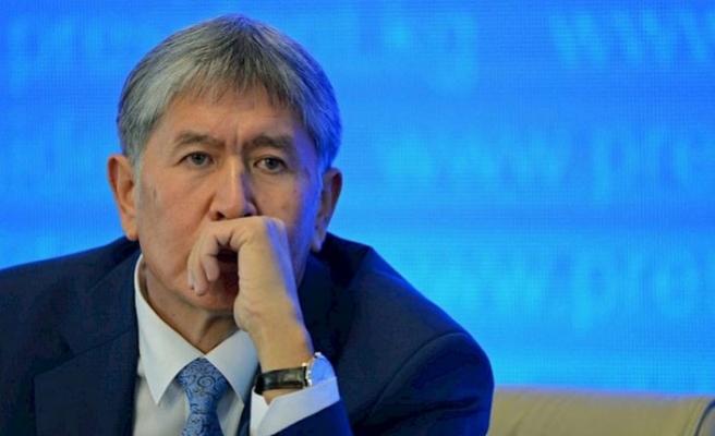 Eski Kırgızistan lideri Atambayev'i sorgulamanın yolunu açmak için komisyon kuruldu