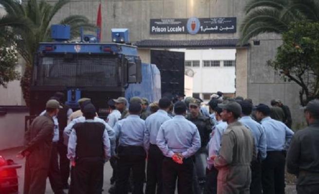 Fas'ta Ramazan Bayramı mahkumları sevindirdi
