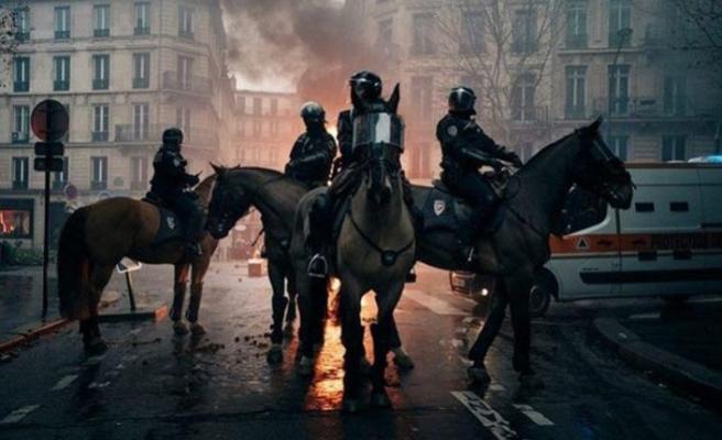Fransa'da Müslümanlara saldırı hazırlığındaki hücreye baskın düzenlendi
