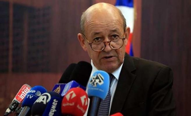 Fransız Dışişleri Bakanı Rum basınını yalanladı