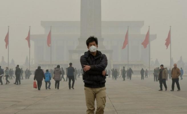 Geçen yıl havayı en çok Çin kirletti