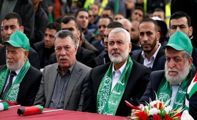 Hamas'tan Filistin davası için 'uluslararası komplo' uyarısı