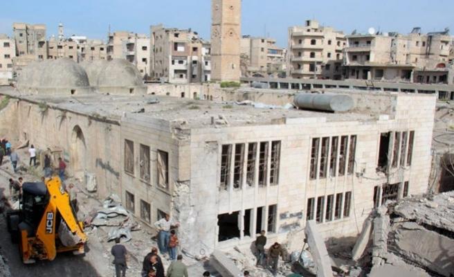 İdlib'de bugün cuma namazı kılınamadı