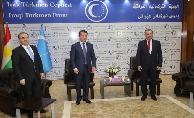 IKBY'de yeni kabinede Türkmenlere bir bakanlık verilecek