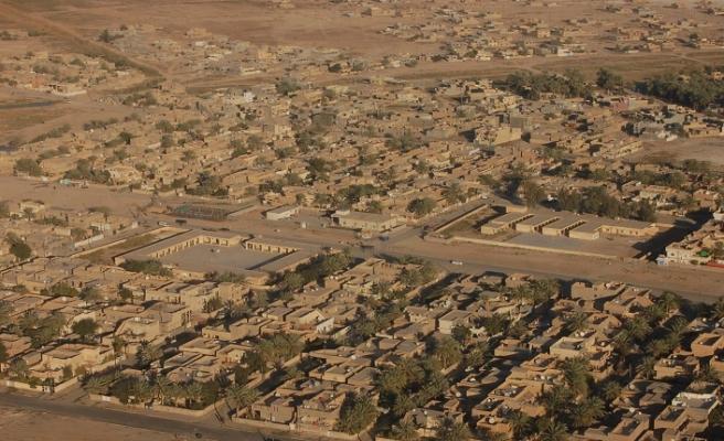 Irak'ın Beled Askeri Hava Üssü'ne havan saldırısı