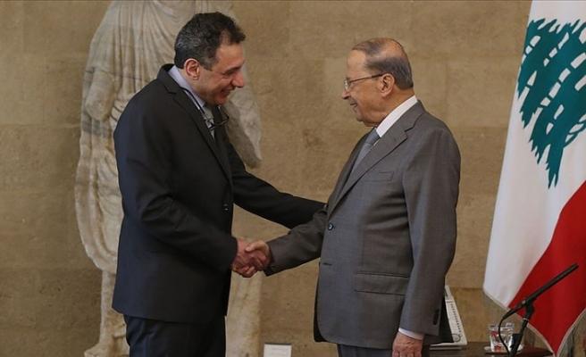 İran'ın serbest bıraktığı Lübnanlı mühendis ülkesine döndü