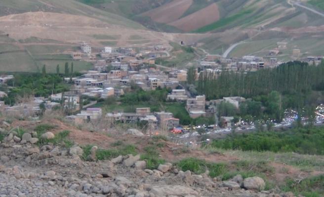 İran'ın Batı Azerbaycan'ında Devrim Muhafızları ile çatışma