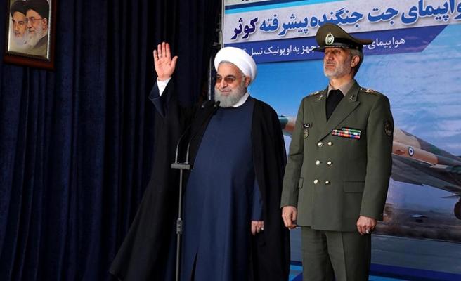 İran Savunma Bakanı: ABD 'İranfobi' oluşturmak istiyor