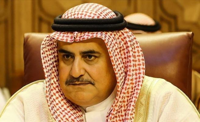 Bahreyn Dışişleri Bakanı Halid bin Ahmed Al Halife: İsrail ile barış istiyoruz