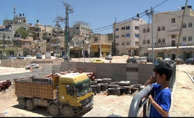 İsrail askeri Filistin'de bir Filistinliyi yaraladı