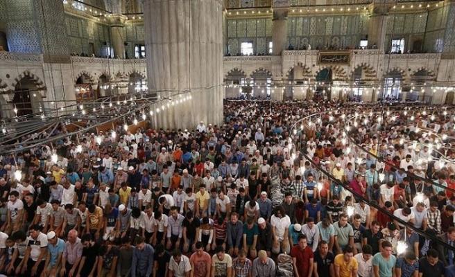 İşte il il Bayram namazı vakitleri