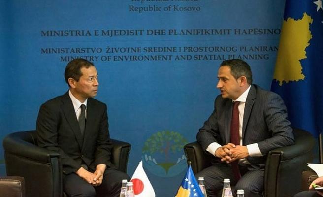 Japonya'dan Kosova'ya 4 milyonluk hibe