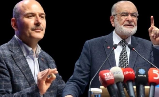 Karamollaoğlu'na pasaport verilmediği iddiasına Soylu'dan cevap