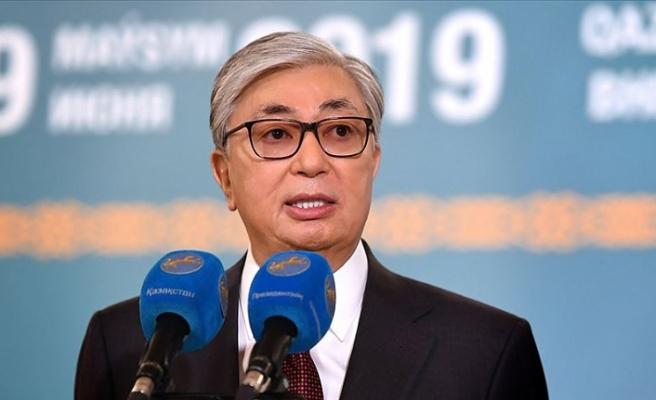 Kazakistan'daki cumhurbaşkanlığı seçiminin kesin sonuçları açıklandı