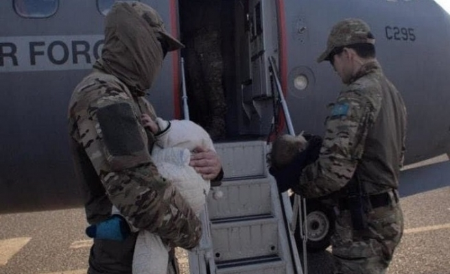 Kazakistan, Suriye'den 171 çocuk daha getirtti