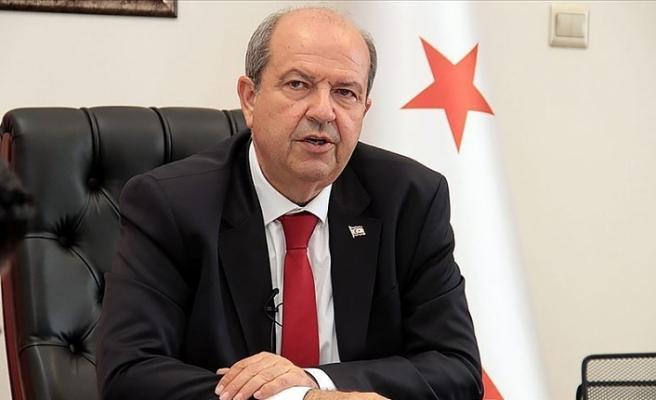 KKTC Başbakanı Tatar'dan 'Maraş açılımı' açıklaması