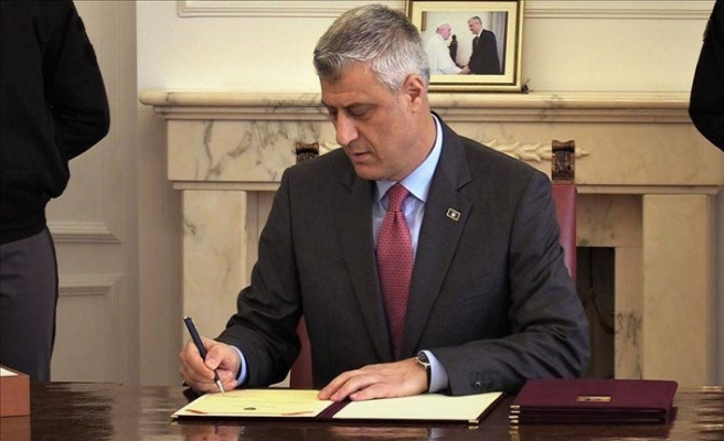 Kosova ile Serbest Ticaret 'Resmen' devrede