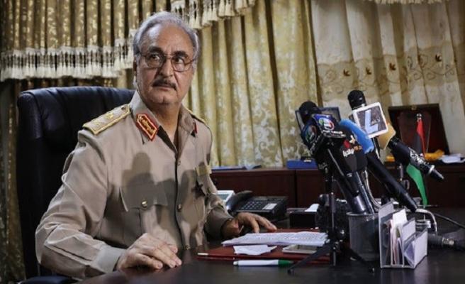 Libya'nın Batı destekli Hafter'i Türkiye'yi tehdit etti