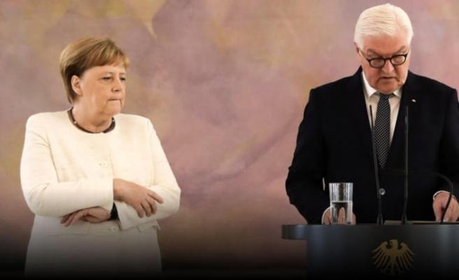 Merkel'den 'hastalık' iddialarına yanıt