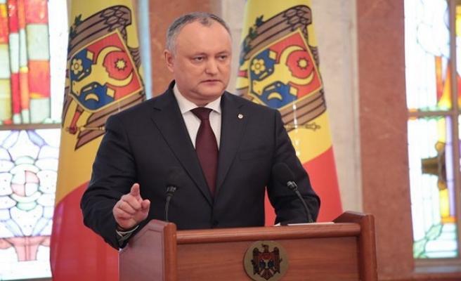 Moldova Anayasa Mahkemesi'nden hükümete müdahale