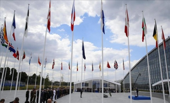 NATO üyelerinden Baltık Denizi'nde büyük tatbikat
