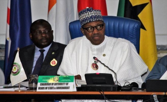 Nijerya Devlet Başkanından bölgesel güvenlik eleştirisi