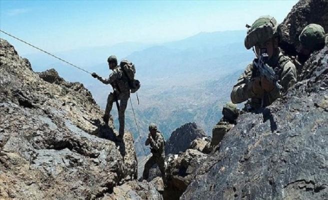 Pençe Harekatı'nda PKK'ya bir darbe daha vuruldu