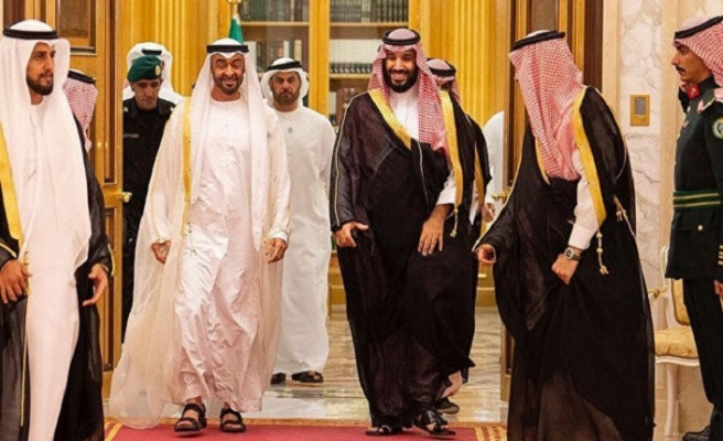 Prensler kıyaslandı; Zayed Nahyan, Selman'ı geçti