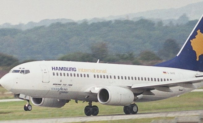 Priştine-Basel uçağında panik: 10 yaralı