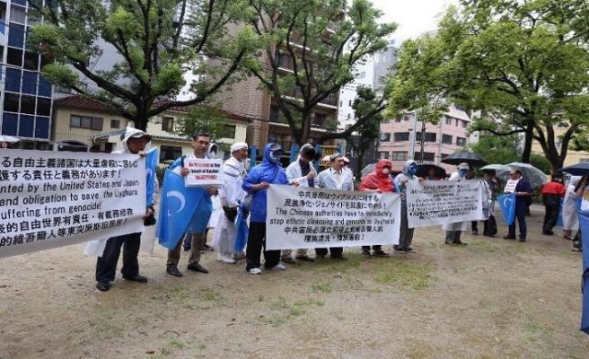 Rabia Kadir'den G20 zirvesinde Uygurlar hatırlatması