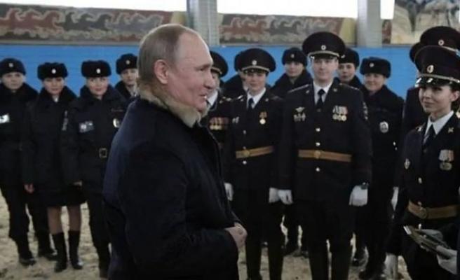 Rus polisine Türkiye'de tatil izni
