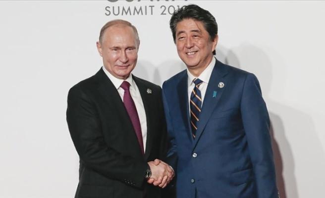 Rusya ile Japonya