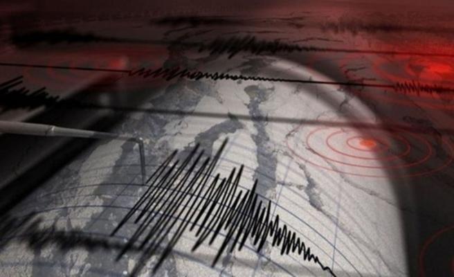 Sakarya'da deprem meydana geldi