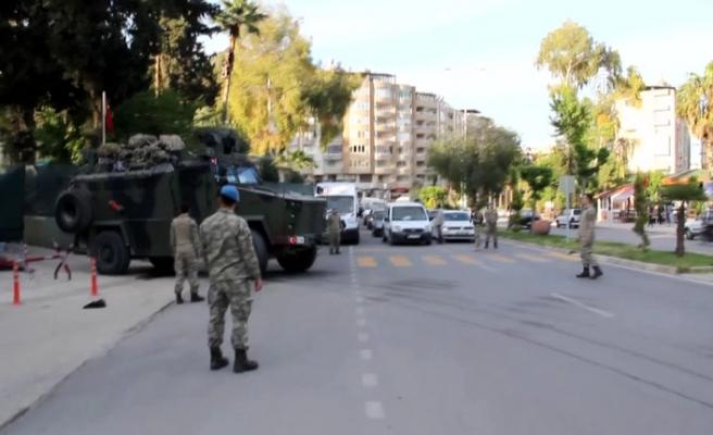 Sınır birliklerine komando sevkiyatı yapıldı