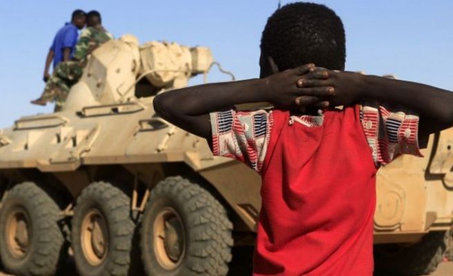 Sudan'daki Barış Gücü'nün görev süresi 4 ay uzatıldı